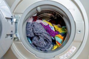 extra spin washing machine